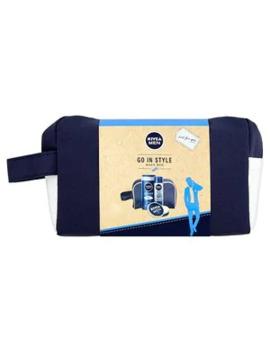 Nivea Men Sensitive Style Gift Pack by Superdrug