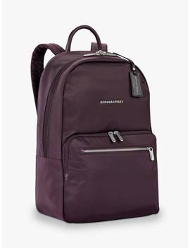 Briggs & Riley Rhapsody Essential Backpack, Plum by Briggs & Riley