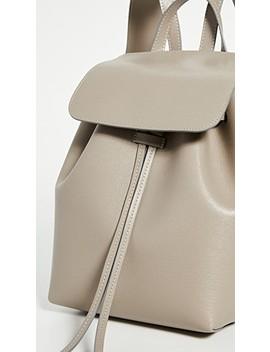 Mini Backpack by Mansur Gavriel