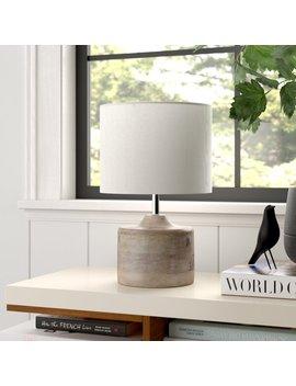 "Jimena 15"" Table Lamp by Allmodern"