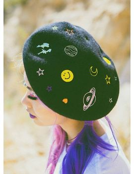 Saturn Beret by Valfre