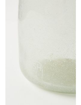 Soho Home X Anthropologie Barcelona Glass Vase by Soho Home X Anthropologie