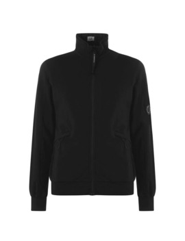 Full Zip Lens Arm Track Jacket by Cp Company