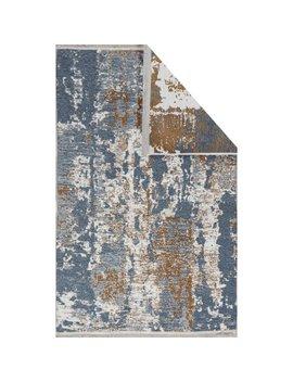 Baroncourt Beige/Blue Rug by Laurel Foundry