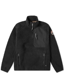 Napapijri Toe Half Zip Fleece by Napapijri