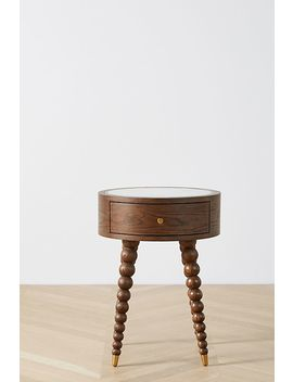 Soho Home X Anthropologie Sandy Side Table by Soho Home X Anthropologie