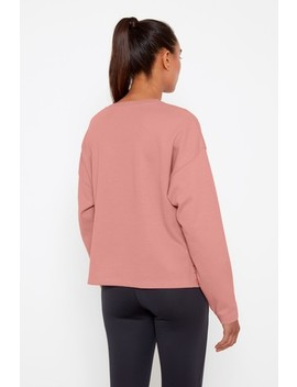 F&F Pink Gym Chic Sweater by Next