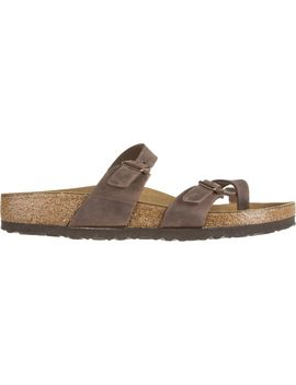 Mayari Leather Sandal   Women's by Birkenstock