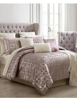 Sadie 14 Pc. King Comforter Set by General