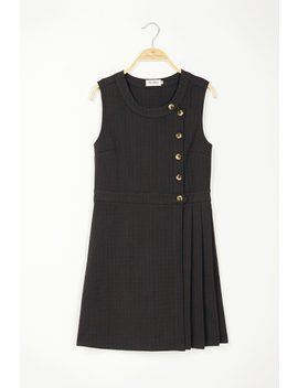 Adeline Pinafore Dress by Miss Patina