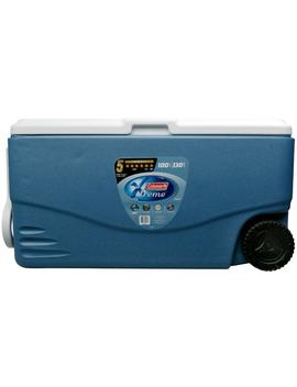 Xtreme 2 Wheeled 100 Qt. Cooler by Coleman