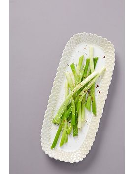 Etana Serving Platter by Anthropologie