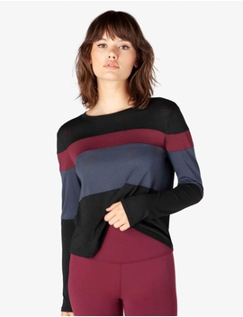 Paneled Pullover by Beyond Yoga