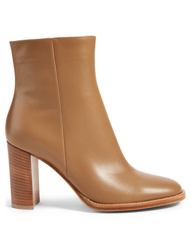 Josseline Leather Ankle Boots by Holt Renfrew