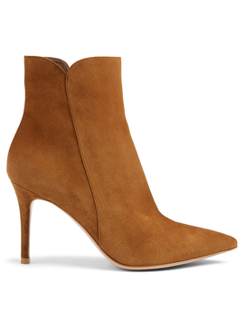 Levy 85 Suede Ankle Boots by Holt Renfrew