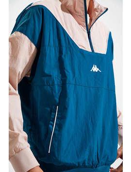Kappa Authentic Balzac Half Zip Windbreaker Jacket by Kappa