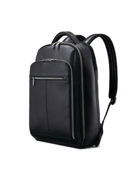 Samsonite Classic Leather Backpack by Samsonite