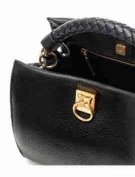 Iris Leather Tote by Mulberry