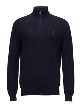 Cotton Half Zip Sweater by Polo Ralph Lauren