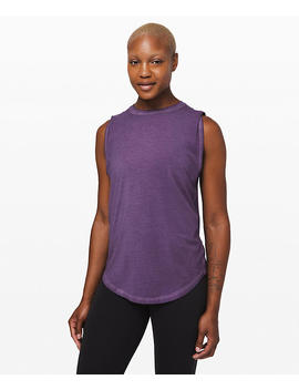 Brunswick Muscle Tank Wash New by Lululemon