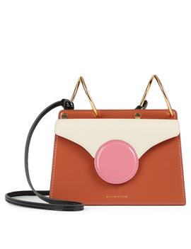 Mini Phoebe Patent Leather Crossbody Bag by Holt Renfrew