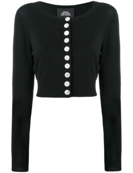 Cropped Cardigan by Marc Jacobs