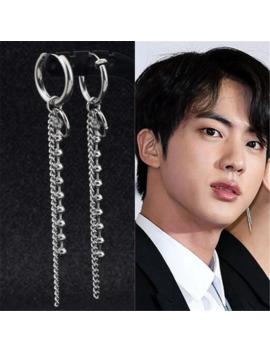 Kpop Dna Korean Freeshipping 1pcs Korea Bangtan Boys Album V Stud Earrings Fashion Jewelry Accessories For Mens Womens Earring by Ali Express.Com