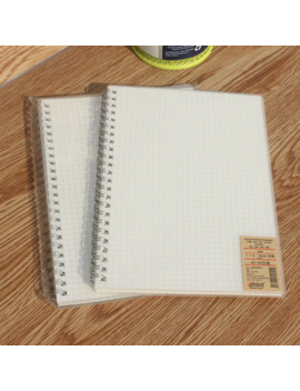 1pcs 50 Sheets Simple Grid Notebook Practical Office School Notepad Creative Drawing Graffiti Book Daily Memos Notebook by Ali Express.Com
