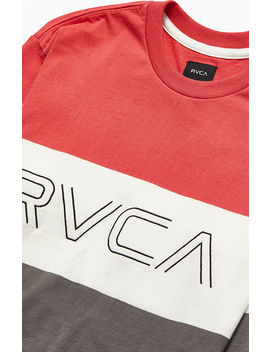 Rvca Shifty Long Sleeve T Shirt by Pacsun