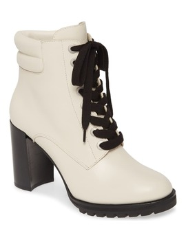 Lace Up Nicole Bootie by Paige
