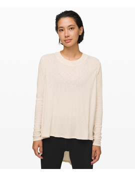 Dare To Drape Long Sleeve by Lululemon