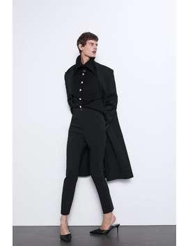 Tvarovacie Nohavice S VysokÝm PÁsom MinulÝ TÝŽdeŇdÁmske by Zara