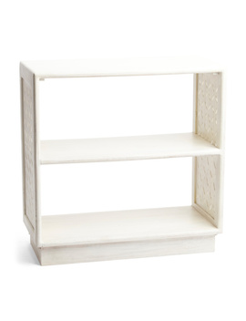 Wooden Bookcase by Tj Maxx