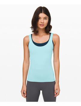 Seek Simplicity Tank 2 Ways New by Lululemon