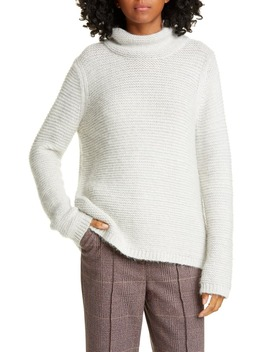 Lofty Links Merino Wool Blend Sweater by La Vie Rebecca Taylor