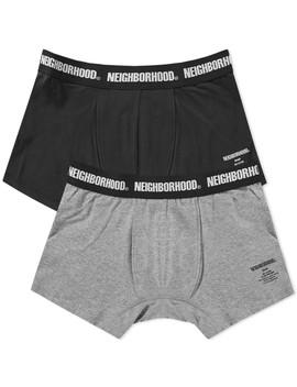 Neighborhood Classic Underpant   2 Pack by Neighborhood