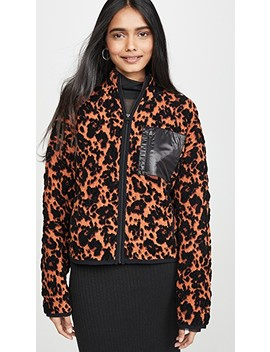 Cropped Bomber Jacket by Proenza Schouler Pswl