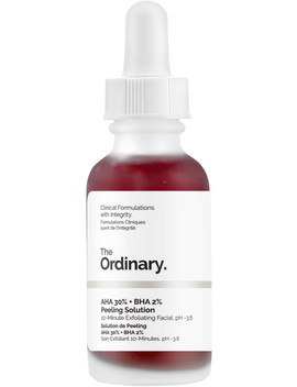 Aha 30% + Bha 2% Peeling Solution by The Ordinary