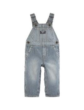 Baby Boy Oshkosh B'gosh® Denim Overalls by Baby Boy Oshkosh B'gosh