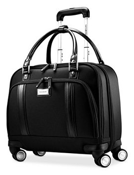 Women's Spinner Mobile Office Laptop Briefcase by General