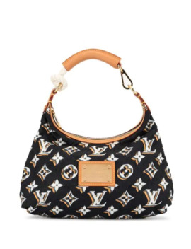 2010 Cruise Line Bulle Pm Tote by Louis Vuitton Pre Owned