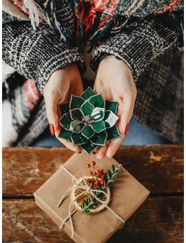 Glass Succulent Wedding Ring Holder, Wedding Ring Dish, Proposal Ring Dish, Fall Wedding Decor, Garden Wedding by Etsy
