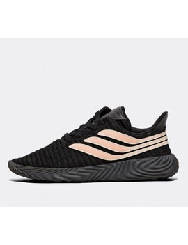 Sobakov Trainer | Black/Clear Orange by Adidas Originals