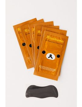 Rilakkuma Nose Pore Strips by Urban Outfitters