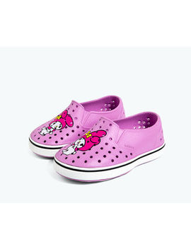 Miles Print X My Melody™ by Nativeshoes