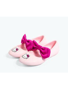 Margot Bow X Hello Kitty® by Nativeshoes