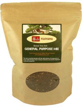 Fujiyama Bonsai Soil   2 Quart Bag (Pm50) by Etsy