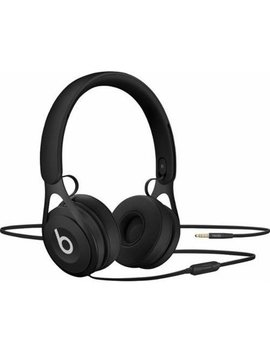 Certified Refurbished Beats By Dr. Dre Ep Black Over Ear Headphones Ml992 Ll/A by Beats By Dr. Dre