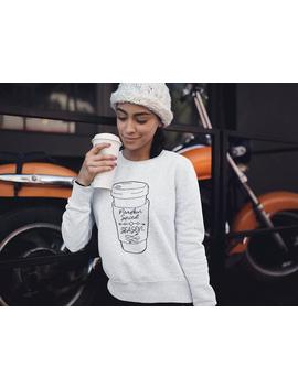 Pumpkin Spiced Latte Psl Autumn Fashion Coffee Lover Winter Crewneck Sweater Unisex Mens Womans Jumper by Etsy