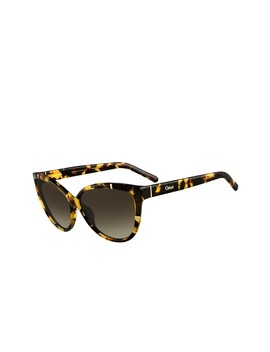 59mm Cat Eye Sunglasses by Chloe